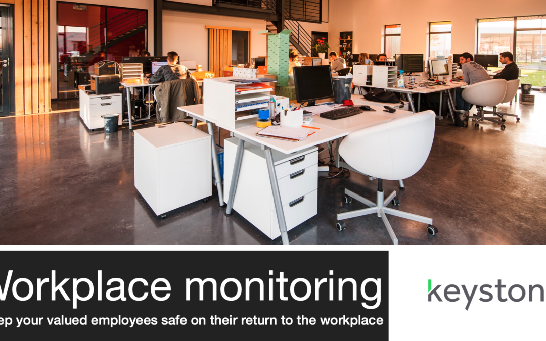 Monitor your workplace